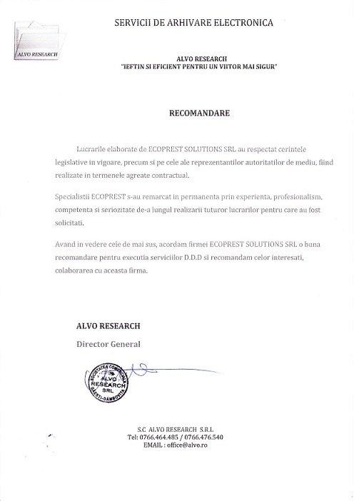 recomandare firma deratizare societate comerciala arhivare